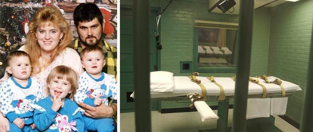 Семья Уиллингем. Камера для смертельных инъекций в Техасе