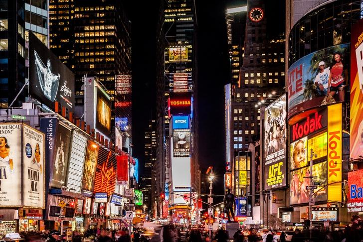 Фото №9 - Город секретов: прогулка по Нью-Йорку в 10 фотокарточках