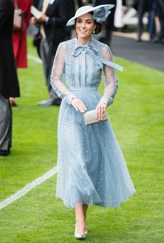 Фото №10 - Лучшие образы герцогини Кейт в 2019 году