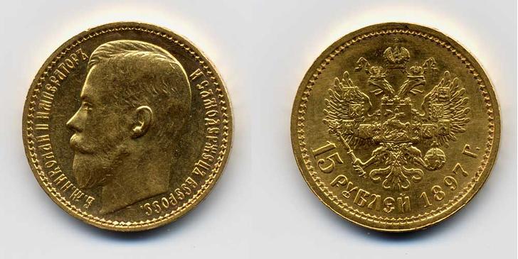 Фото №4 - Удачливый ездец: история рубля