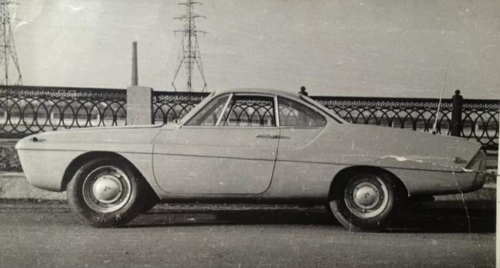 Фото №3 - «Спорт-900»: короткая история советского «Порше»