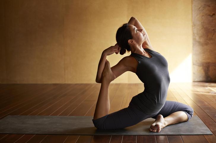 Фото №1 - Польза йоги: для тела, для ума, для духа!