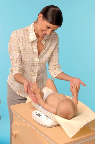 Фото №5 - Как взвешивать младенца: пошаговая инструкция с фото