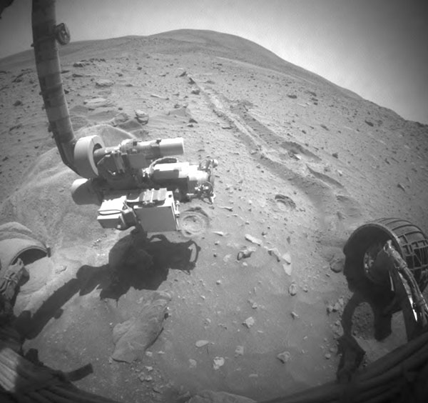 Фото №1 - Шесть лет в марсианской пыли