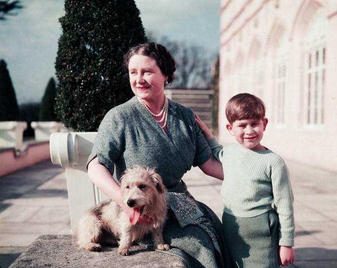 Фото №20 - Улыбчивая королева: 8 самых любопытных фактов о прабабушке принца Уильяма