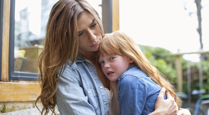 Помочь ребенку пережить горе: 3 упражнения