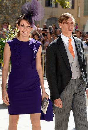 Фото №49 - 25 необычных шляп на королевских свадьбах