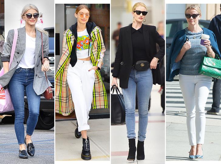 Фото №1 - Любимые джинсовые бренды звезд, о которых вы могли не знать