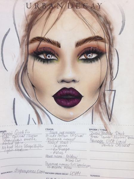 Фото №1 - Дерзкий и модный: варианты макияжа на новогоднюю вечеринку