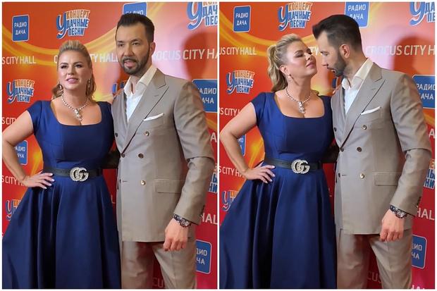 Анна Семенович и Денис Клявер фото