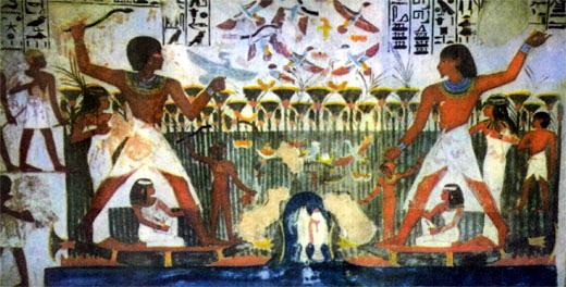 Фото №1 - Священные лодки фараона