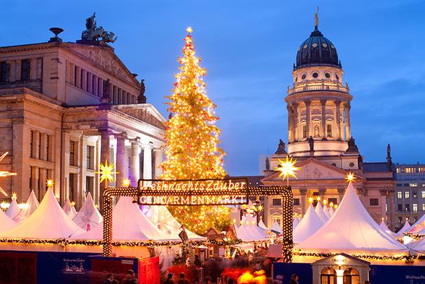 Фото №5 - Самые красивые рождественские ярмарки в Европе: 15 городов
