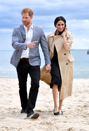 Фото №3 - Герцогиня Осознанность: какие эко-бренды носит Меган Маркл
