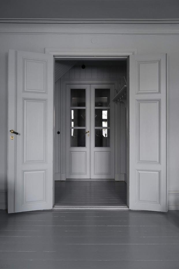 Фото №2 - Лунное безмолвие: дом в серых тонах в Швеции