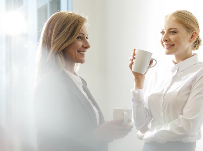 Фото №2 - Правила поведения в офисе: врать или не врать