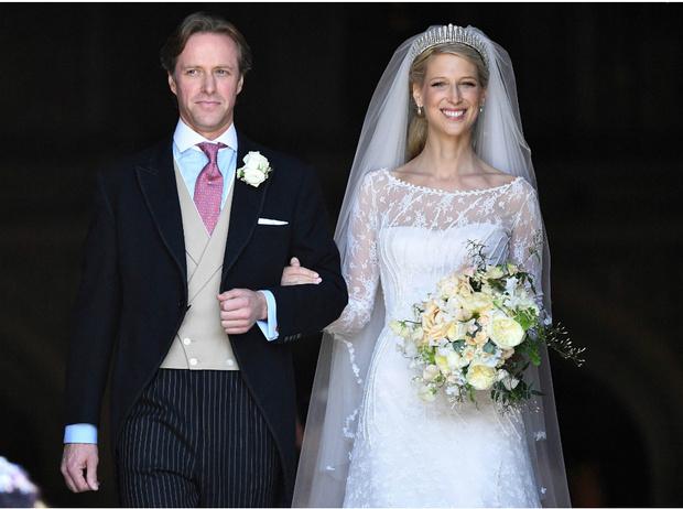 Фото №2 - 10 самых стильных гостей на свадьбе Леди Габриэллы Виндзор