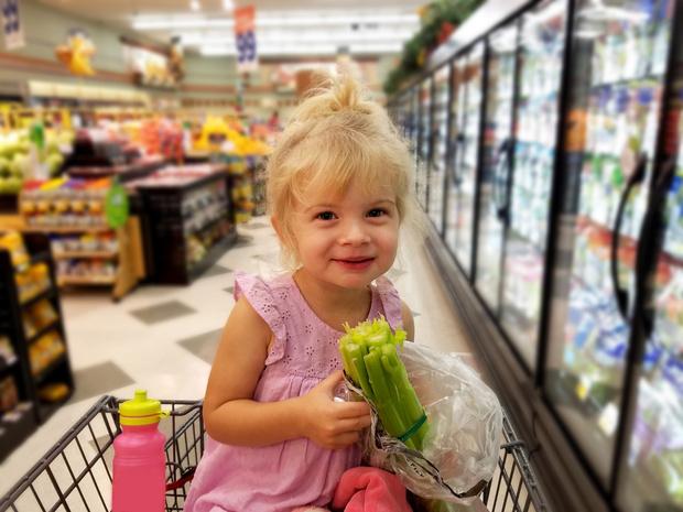 Фото №1 - 5 веселых уроков в магазине: развиваем интеллект