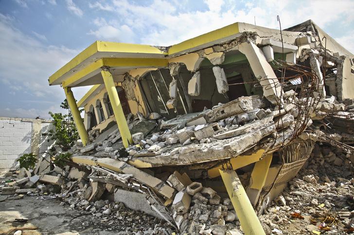 Фото №17 - История потрясений: 10 самых разрушительных землетрясений XX и XXI веков