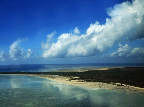 Фото №1 - Тихая агония карманного острова