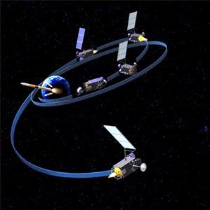 Фото №1 - Японский зонд вышел на орбиту Луны