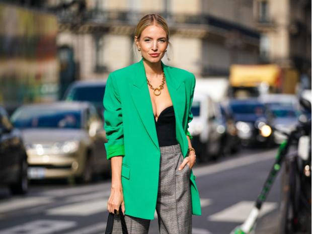 Фото №3 - Как носить массивные аксессуары: советы стилиста