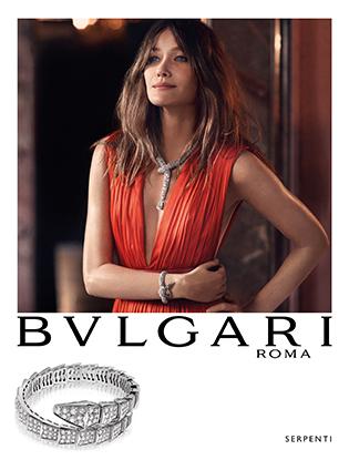 Фото №4 - Карла Бруни в новой рекламной кампании Bvlgari