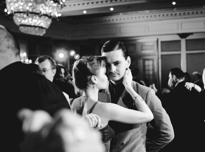 Фото №1 - В Москве впервые состоялся танго-бал