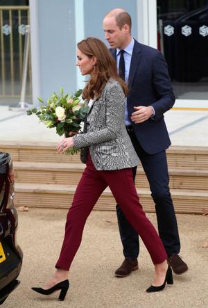 Фото №4 - Семейный босс: как Кейт показала, кто главный в их браке с Уильямом