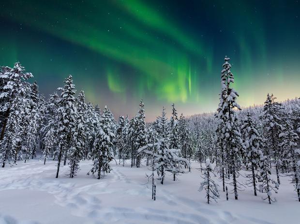 Фото №1 - Let it snow: самые снежные страны