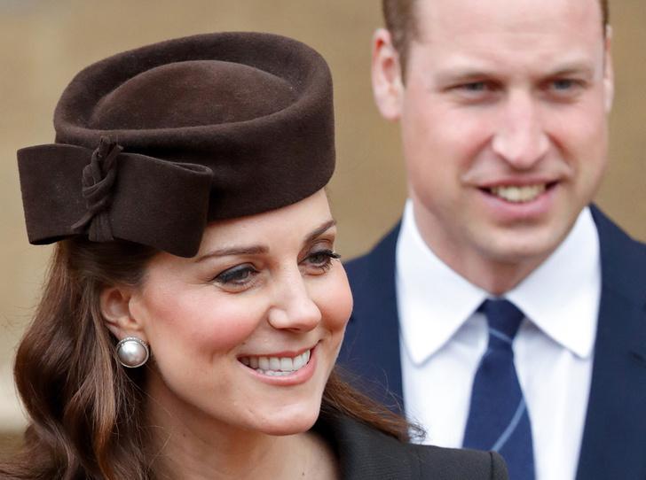 Фото №2 - Герцоги Кембриджские все еще не знают пол своего третьего ребенка