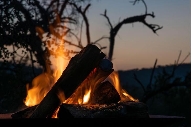 Фото №11 - Большое путешествие: пока огонь горит