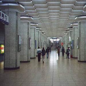 Фото №1 - Китайская столица прирастает метрополитеном
