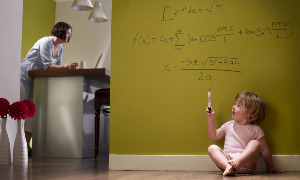 Раньше, чем вы думаете: когда начинать учить ребенка считать