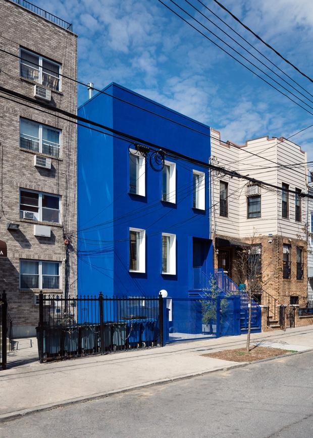 Фото №10 - Дом для творческой пары в Бруклине