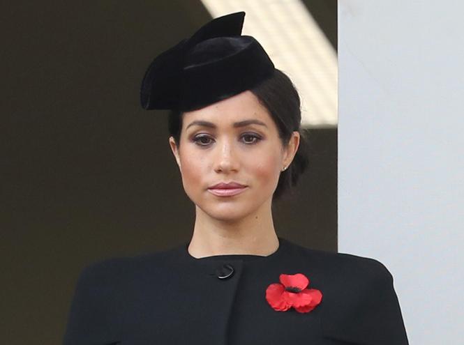 Фото №2 - «Взрослая» Кейт и «голливудская» Меган: о чем говорит макияж герцогинь?