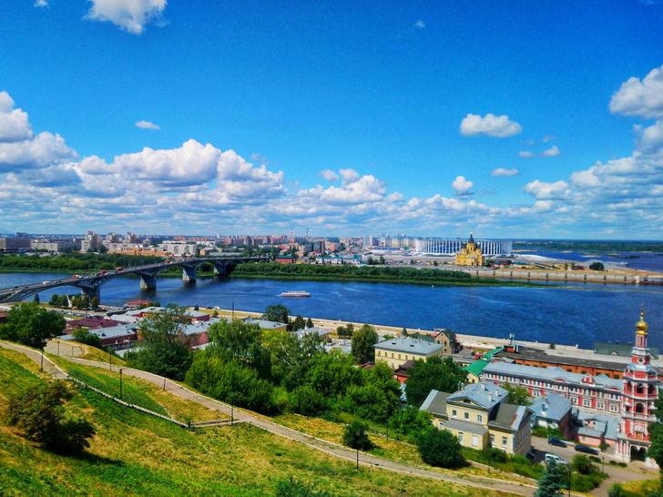 Фото №2 - Путешествие для двоих: 10 российских городов, где стоит провести романтические выходные