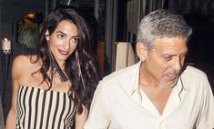 Джордж Клуни не высыпается, ухаживая за двойняшками