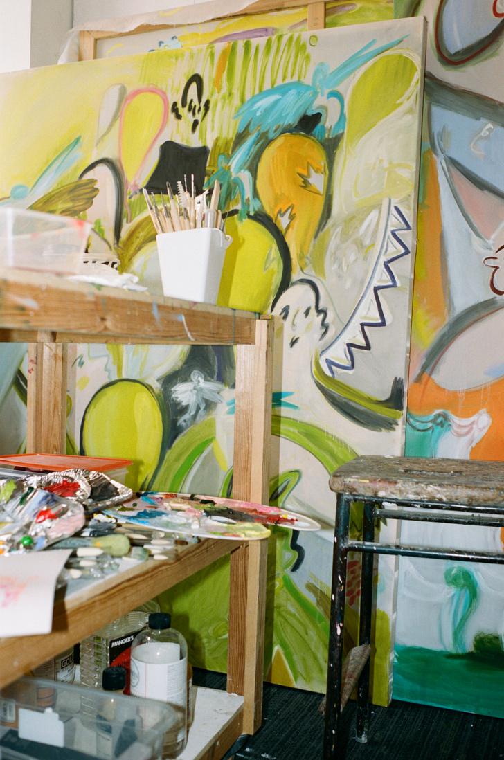 Фото №2 - Invisible power: выставка Юлии Иосильзон в галерее Osnova