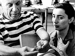 Фото №2 - Внучку Пикассо избавили от наследия дедушки
