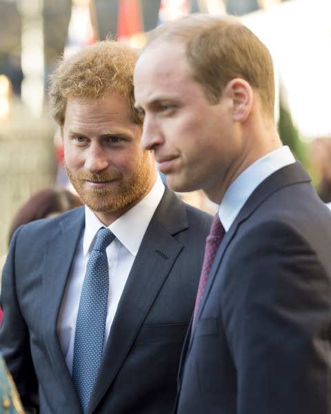 Фото №9 - «Мы не расистская семья»: принц Уильям открестился от обвинений Гарри и Меган