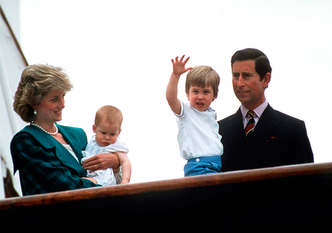 Фото №28 - Принц Уильям: история в фотографиях