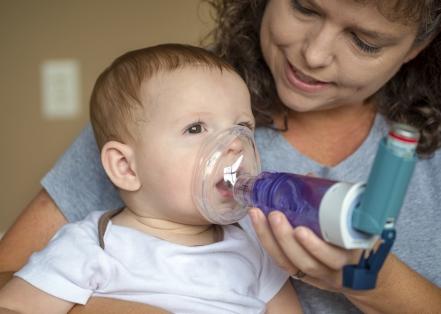 Бронхиальная астма у детей: профилактика