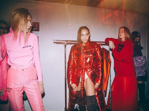 Фото №14 - Пятый день Mercedes-Benz Fashion Week Russia 2017