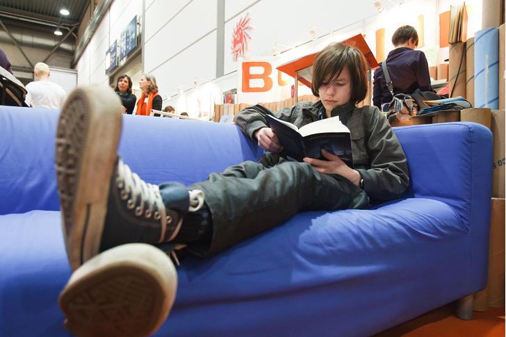 Фото №1 - Американские подростки перестали читать