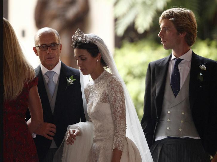 Фото №4 - Повод для радости: принц Кристиан Ганноверский и его жена ждут первенца