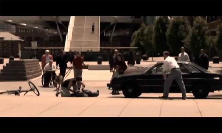 Фото №1 - Короткометражка недели: «Вертушка» (2005, США, 7:34)