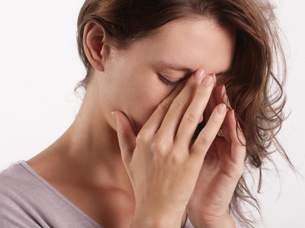Фото №1 - Заложенность носа без насморка: в чем причина, и как от нее избавиться