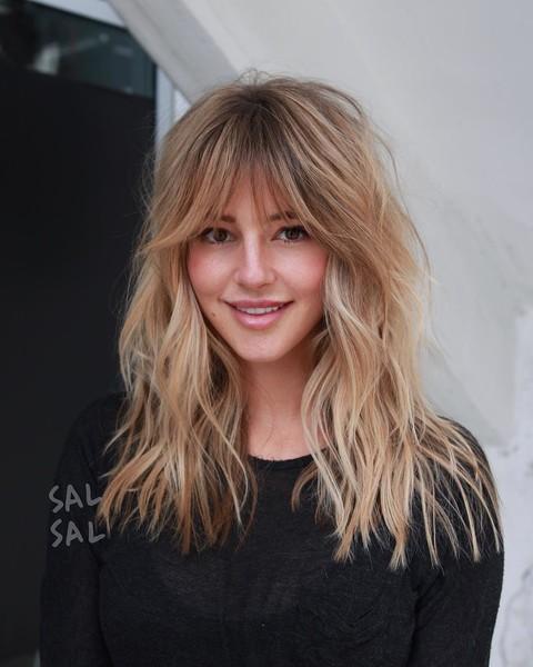 Фото №8 - 10 стильных стрижек для тонких волос, которые придадут объем
