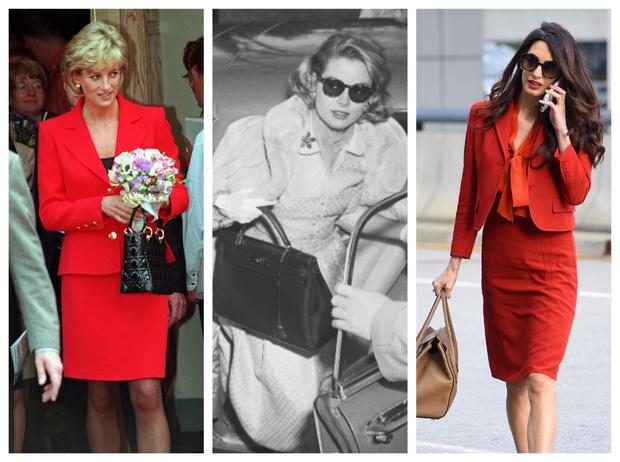 Фото №1 - От Дианы до Жаклин Кеннеди: 10 женщин, чьи имена носят культовые сумки