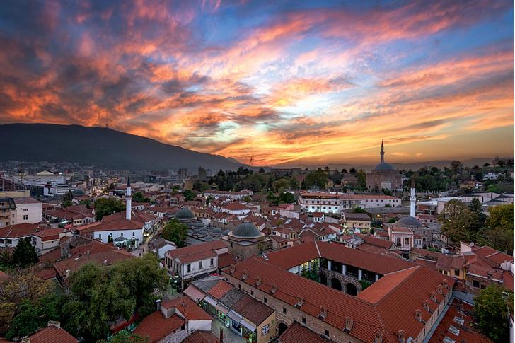 Фото №1 - Идея для отпуска: Македония, Скопье
